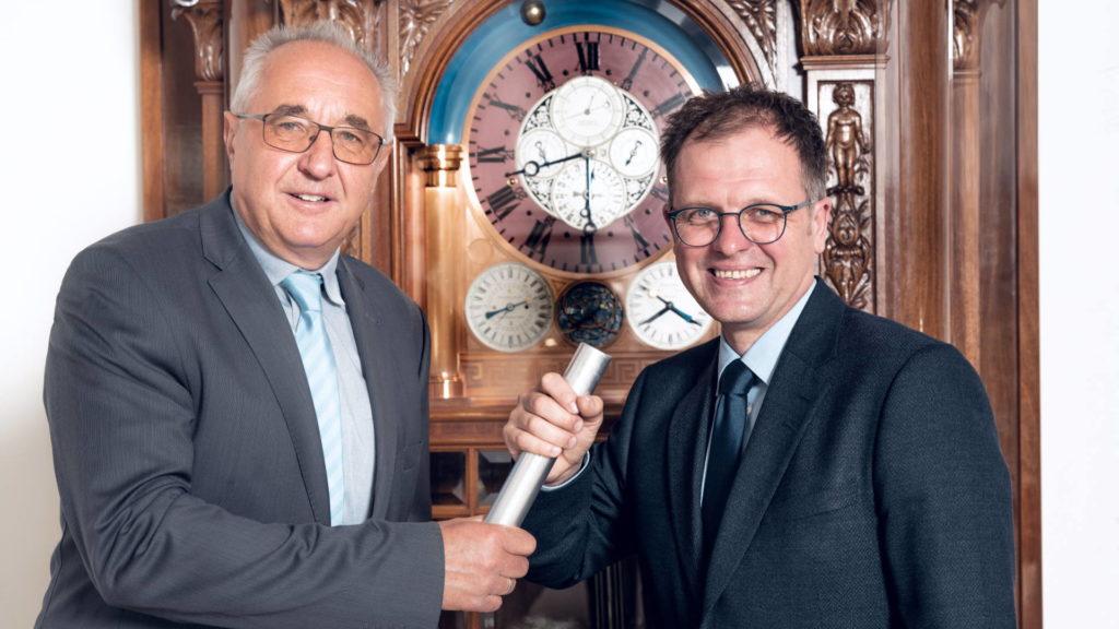 Reinhard Reichel, Ulf Molzahn, Deutsches Uhrenmuseum Glashütte