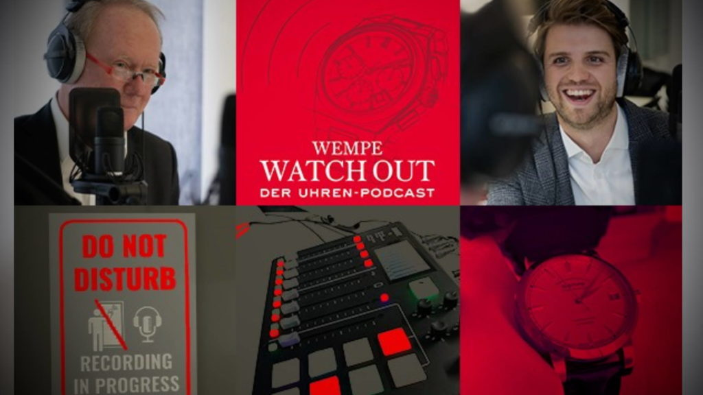 Wempe Uhren-Podcast