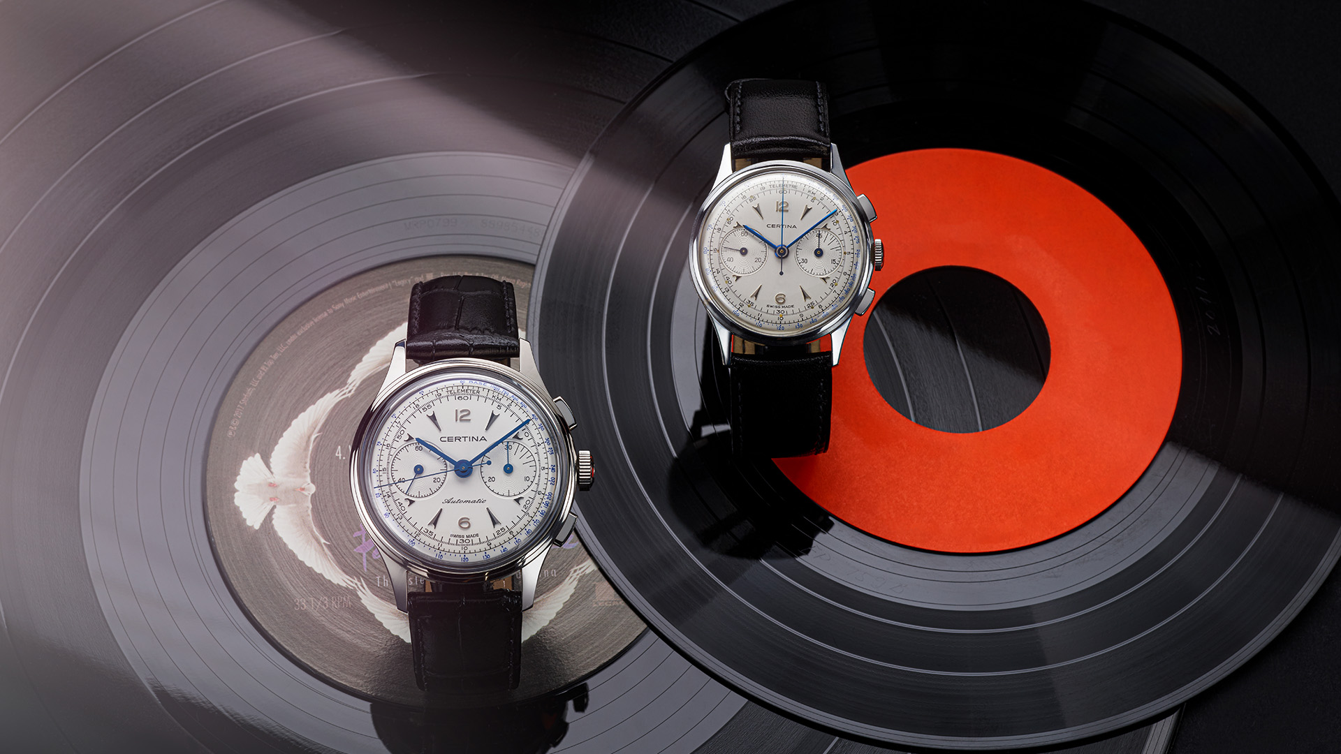 Certina DS Chronograph Automatic 2
