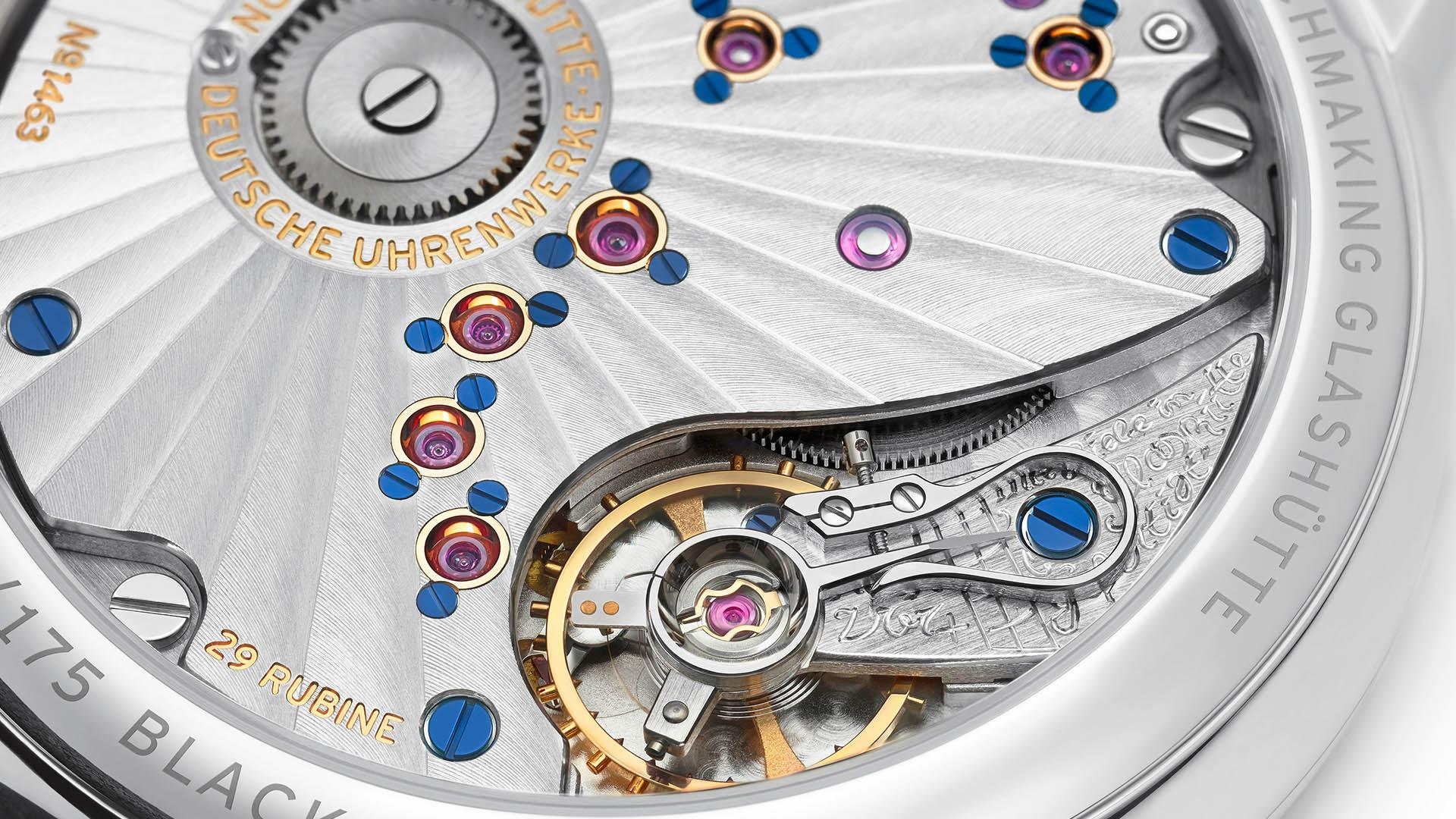 Uhrwerk Kaliber DUW 1001