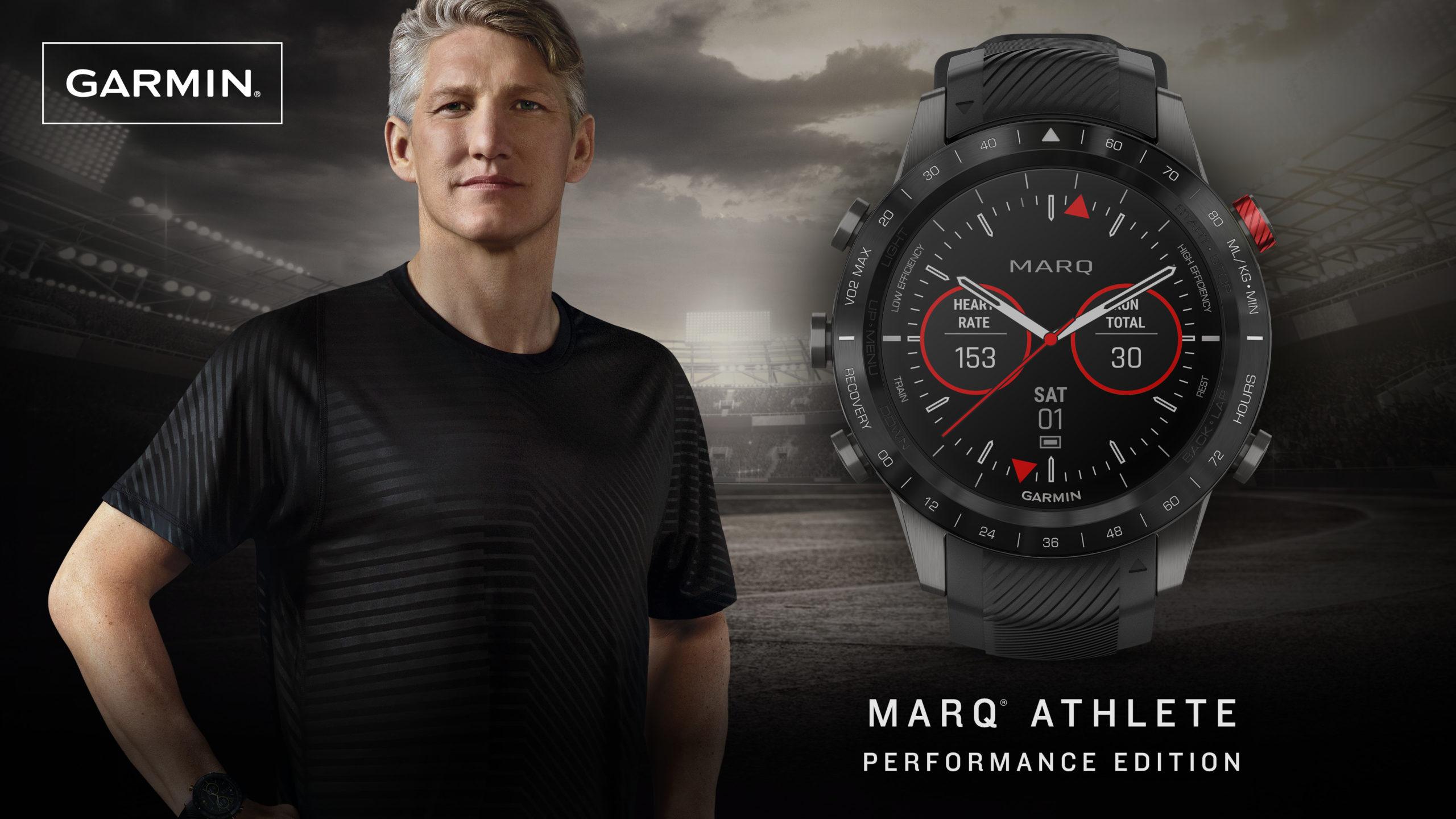 Uhr der Woche – MARQ Athlete Performance Edition