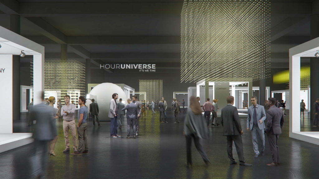 HourUniverse Basel