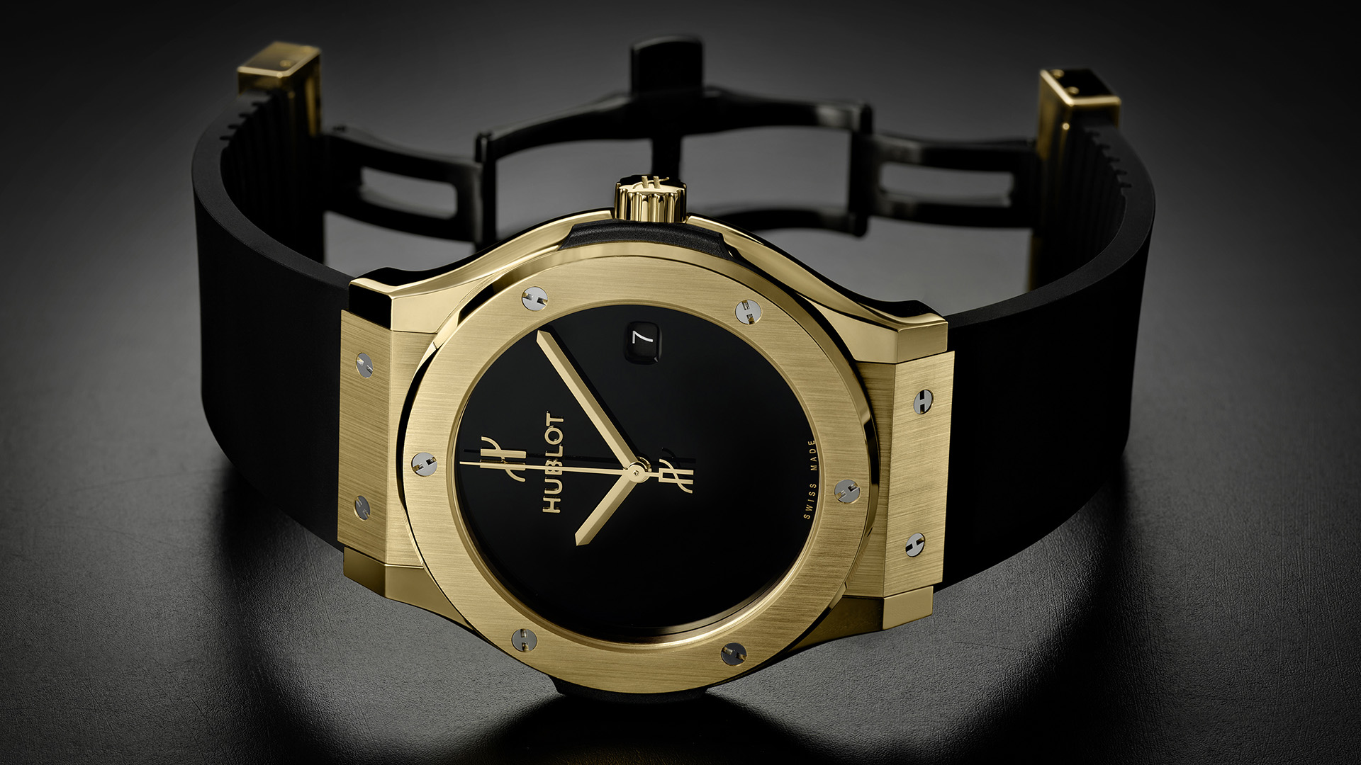 Hublot Goldversion