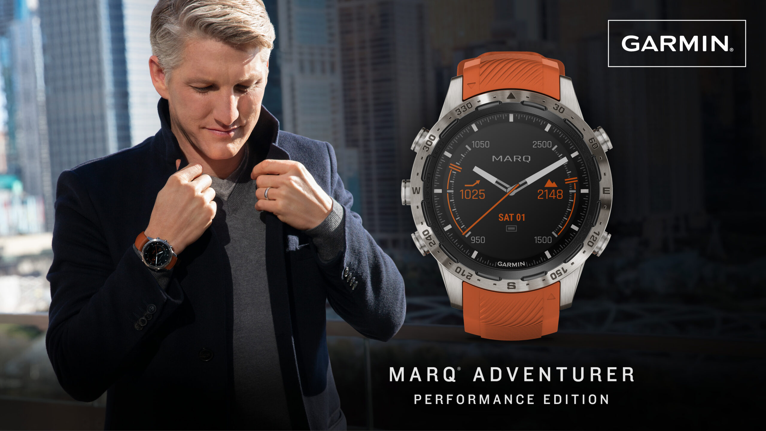 Garmin MARQ Adventurer Performance Edition