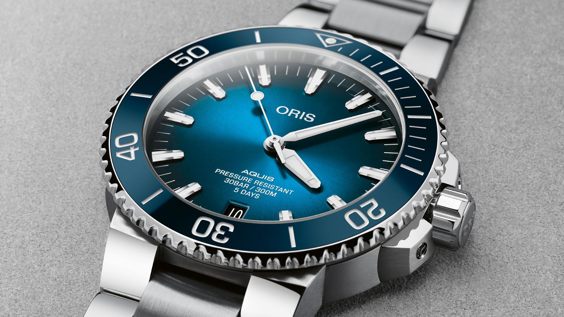 Vorschau Armbanduhren 1/2021 Oris