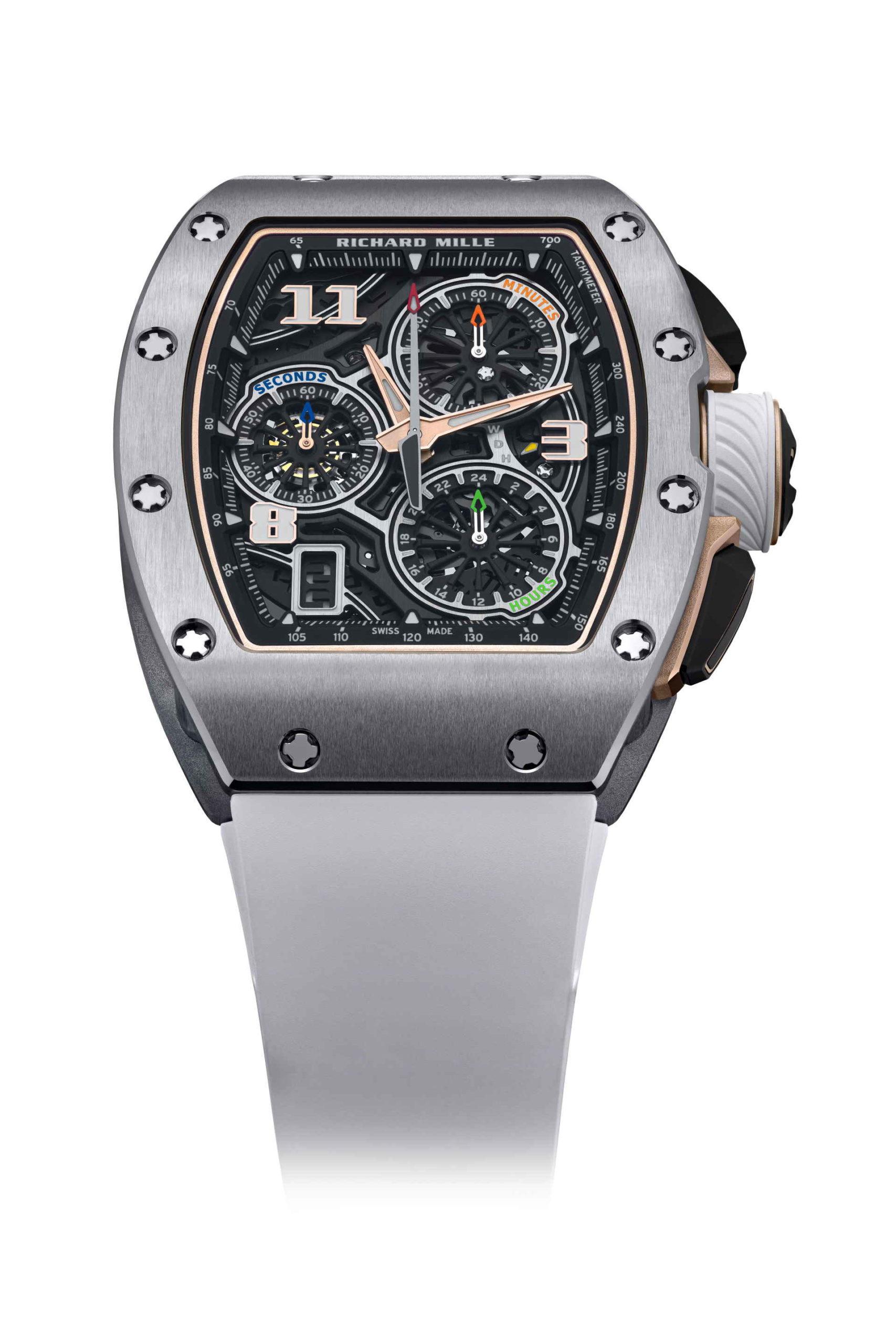Richard Mille RM 72-01 Chronograph