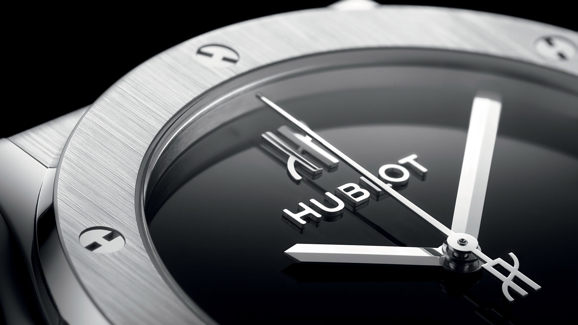 Hublot Zifferblatt Detail