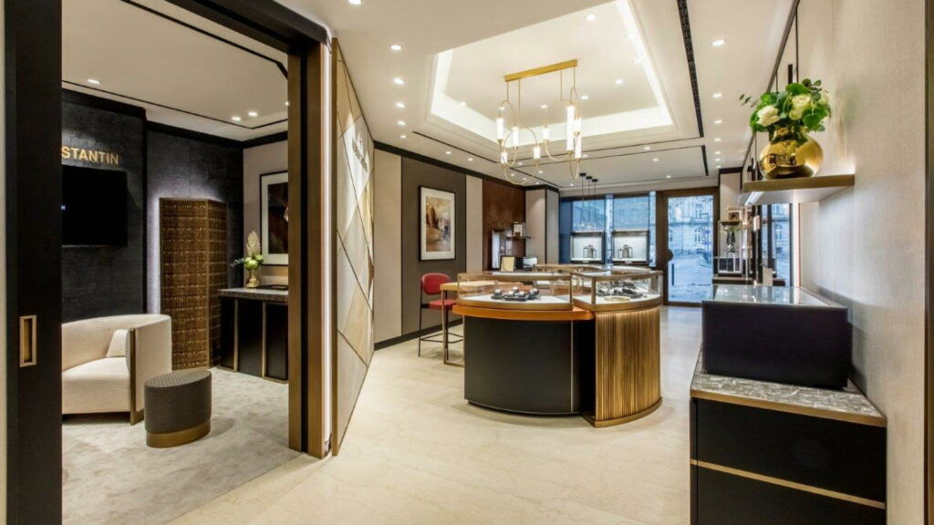 Vacheron Constantin Boutique
