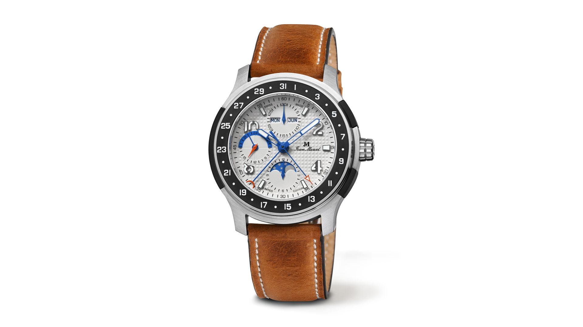 Jean Marcel Splendor Chronograph Clou de Paris