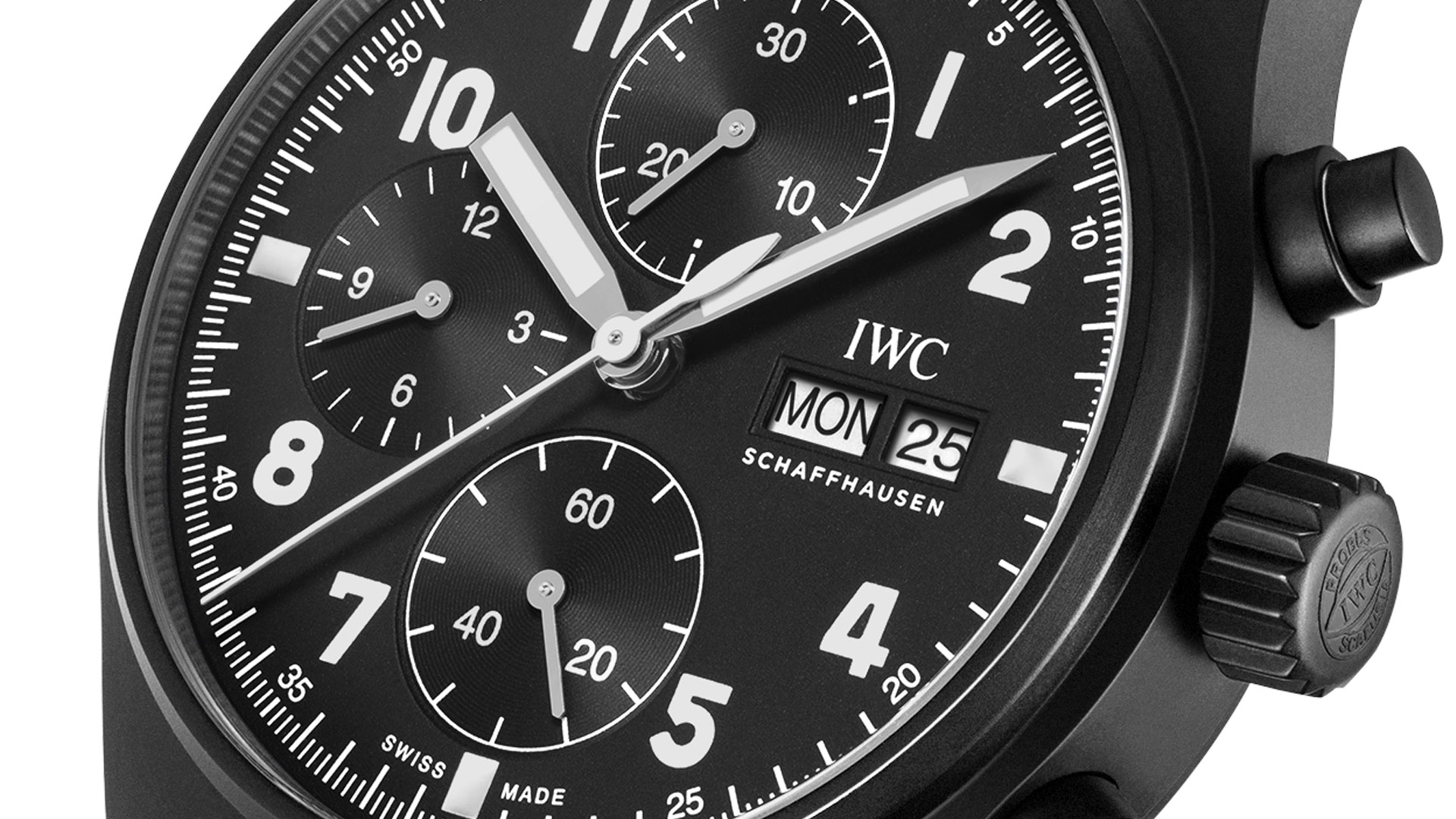IWC_UHR_DES_MONATS_Maerz2021_PILOTS WATCH CHRONOGRAPH TRIBUTE TO 3705_IW387905