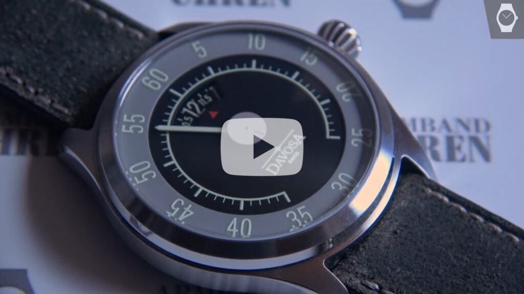 Davosa Newton Speedometer