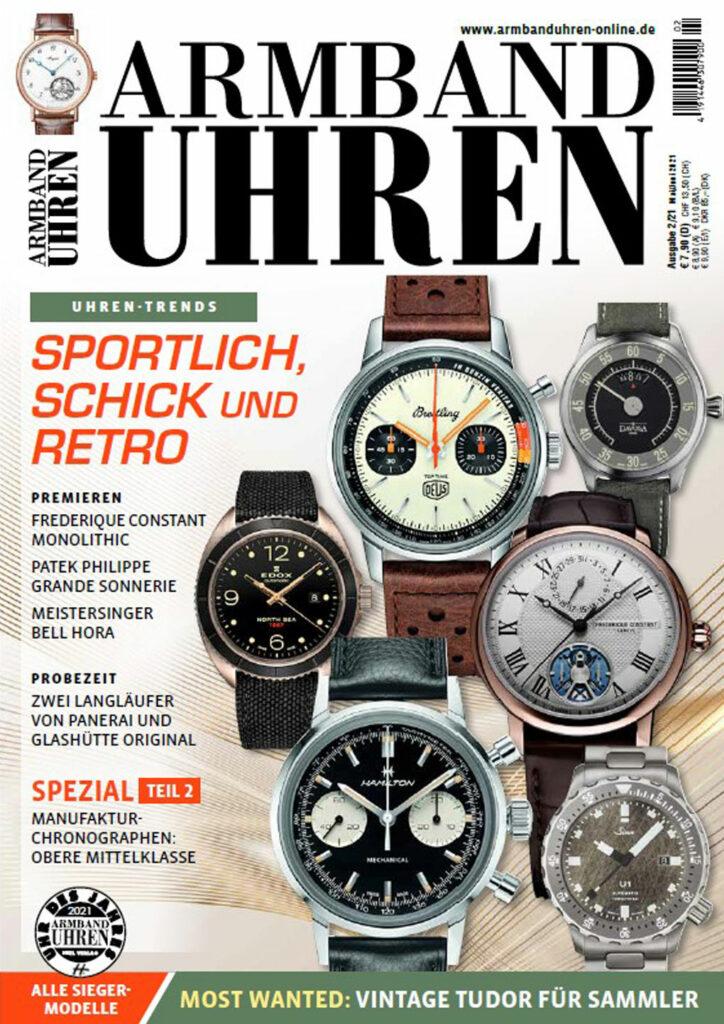 Armbanduhren 2-2021