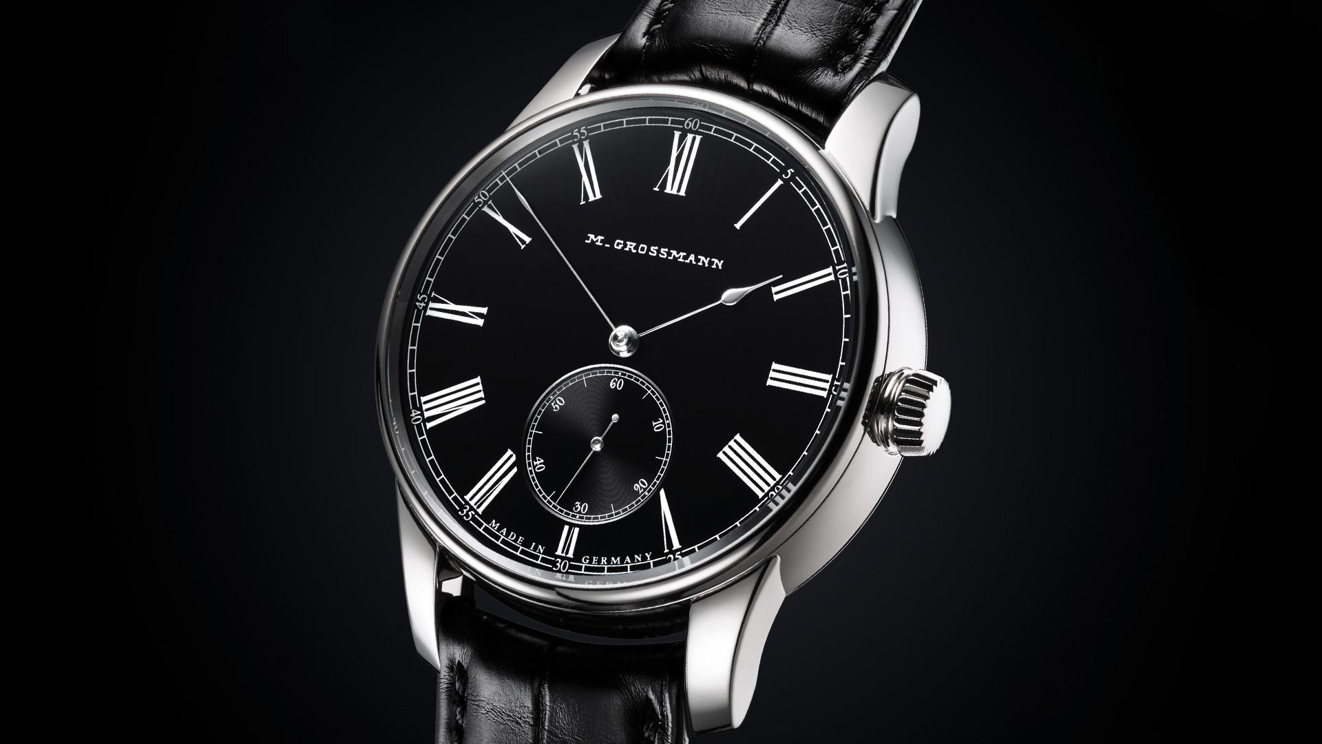 Vintage Uhr Grossmann