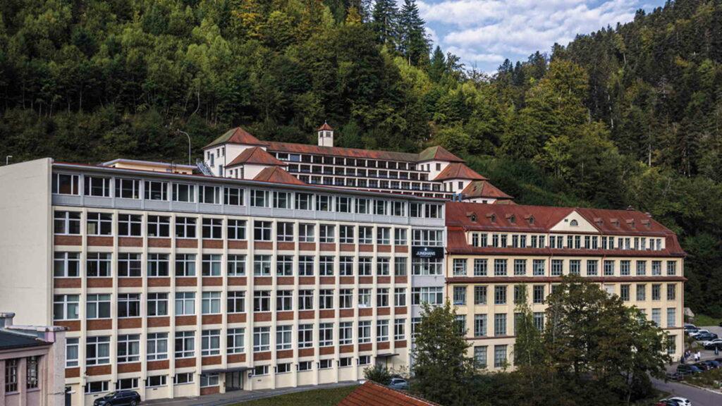 Junghans Firmengebäude