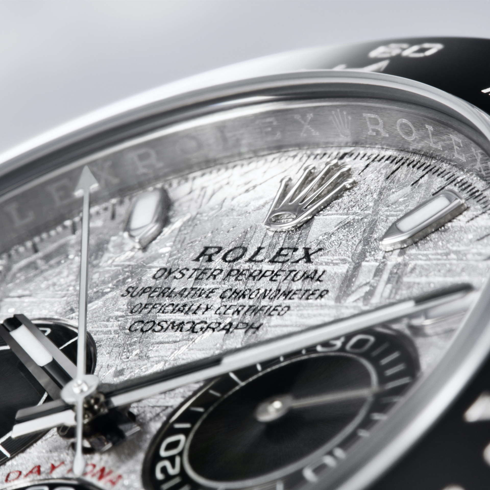 Rolex Oyster Perpetual Cosmograph Daytona Meteorite