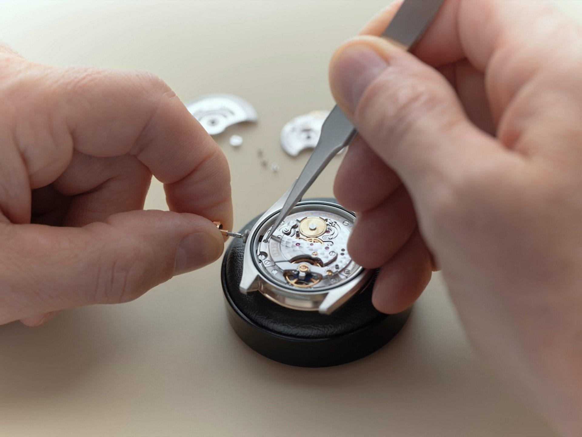 Rolex Uhrenservice Kundendienst