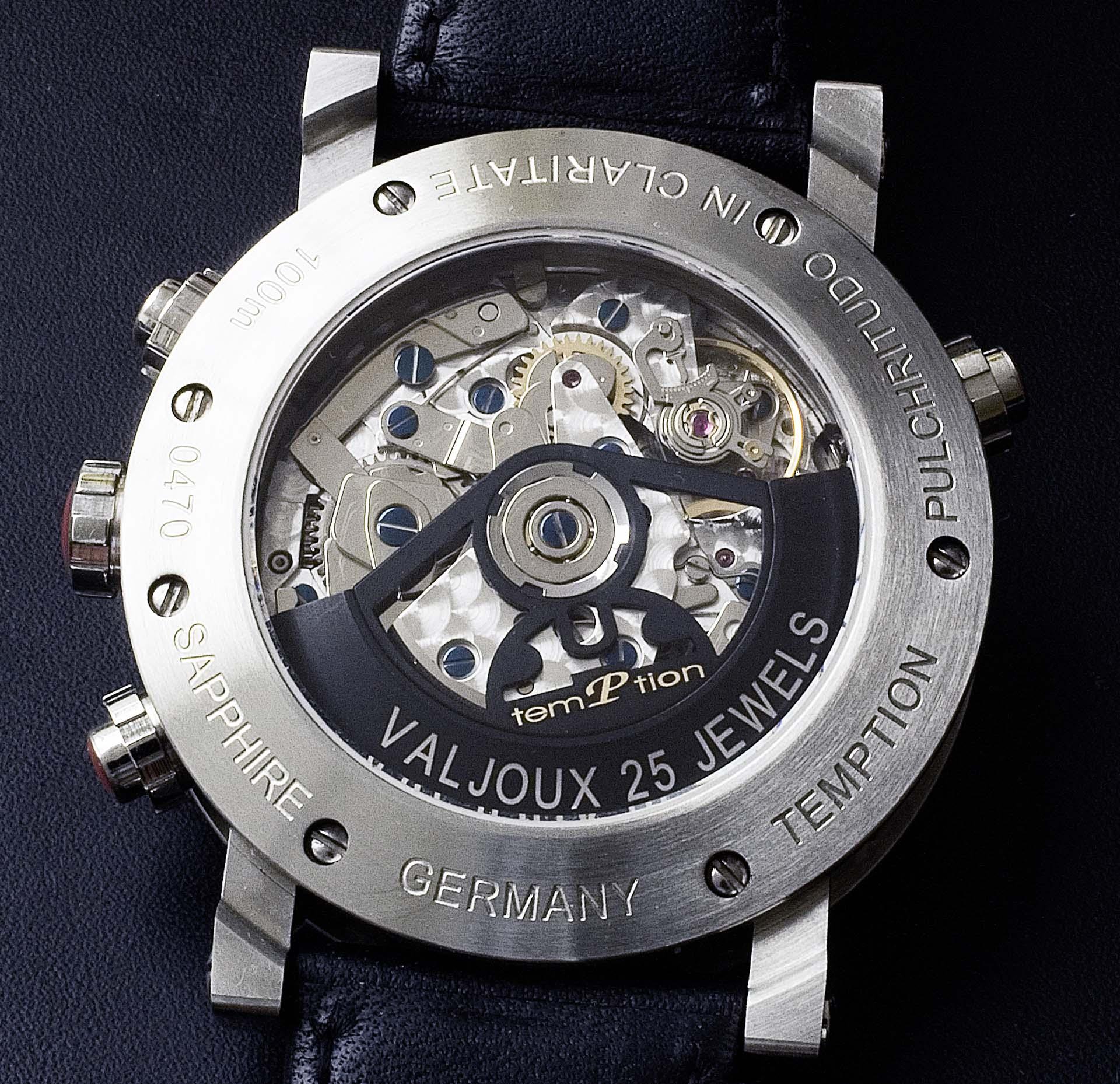 Chronograph CGK205 von Temption