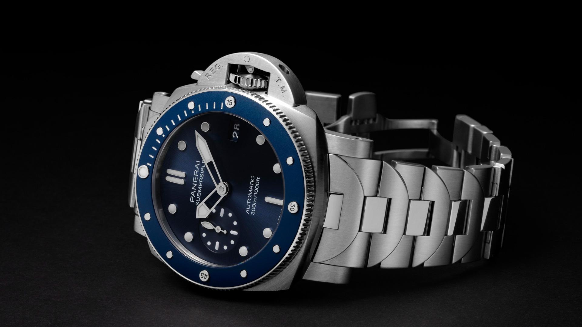 Panerai Submersible «Blu Notte»
