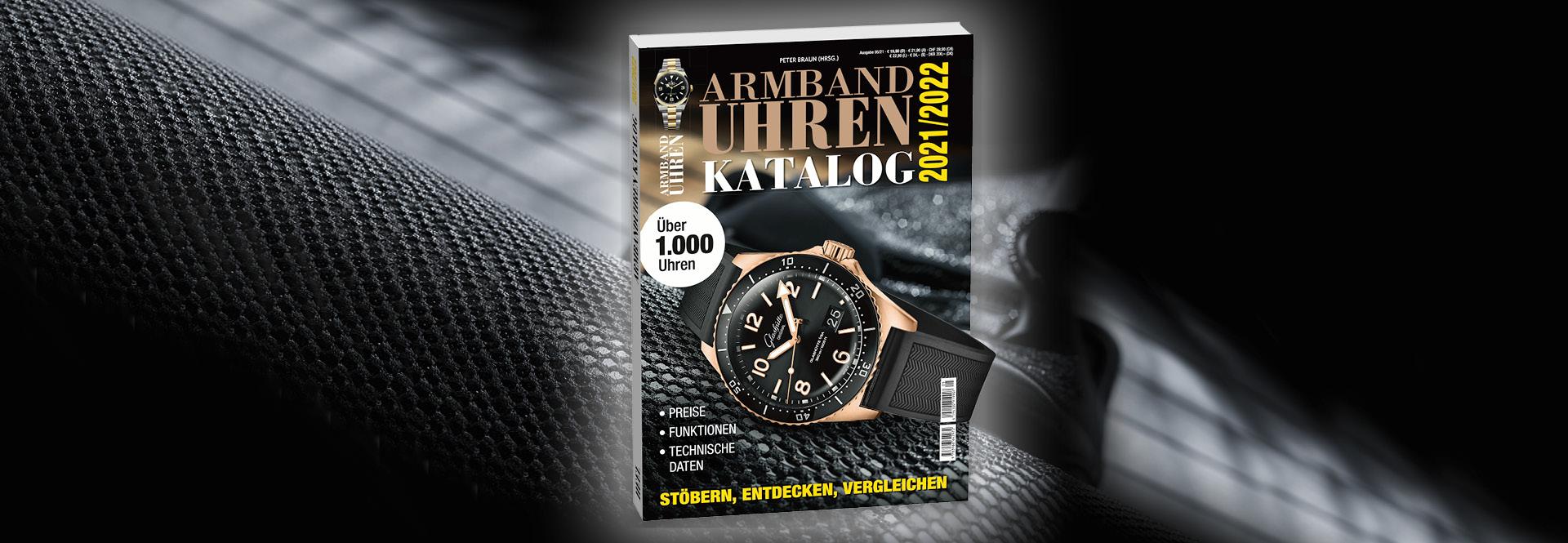 Armbanduhren-Katalog 2021-2022