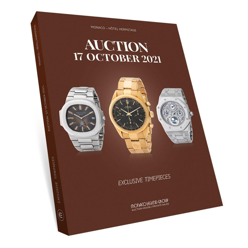 Monaco Legend Auctions «Exclusive Timepieces»