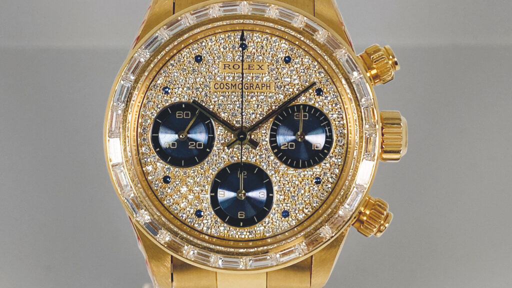 105. Auktion Dr. Crott: Rolex Daytona